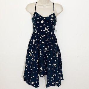 Lush Asymmetrical Hem Dress Size XS